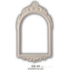 Декоративное обрамление, для зеркал Vip decor EB- 49