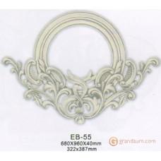 Декоративное обрамление, для зеркал Vip decor EB- 55