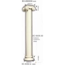Колонны и полуколонны Vip decor EC-830530
