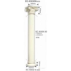 Колонны и полуколонны Vip decor EC-830830