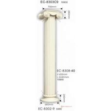 Колонны и полуколонны Vip decor EC-830840