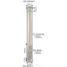 Колонны и полуколонны Vip decor EC-8309