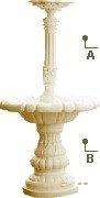 Пьедесталы• статуи•фонтаны Gaudi Decor L5000S