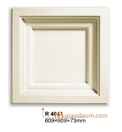 Потолочная плита Gaudi Decor R4041
