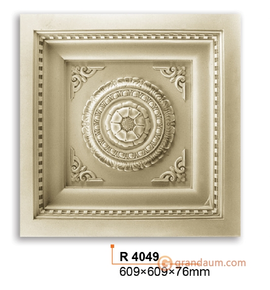 Потолочная плита Gaudi Decor R4049