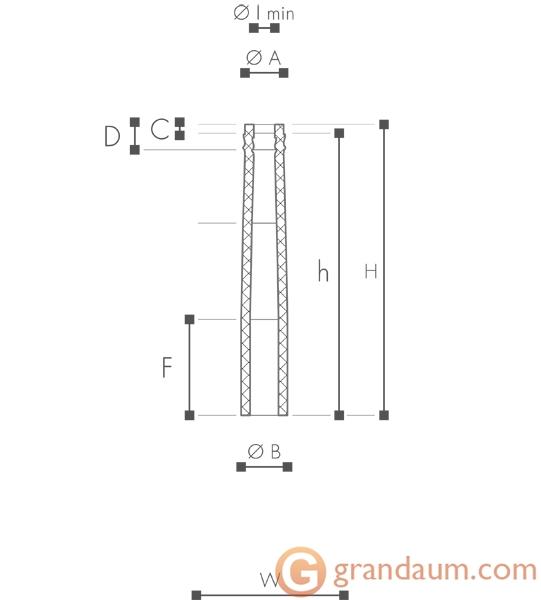 Колонны и полуколонны NMC HFS1