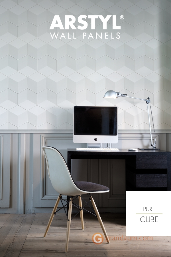 3D панель Arstyl Wallpanels Cube