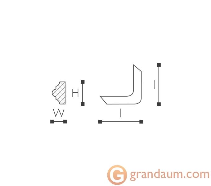 Угловые элементы и вставки NMC SP3-6