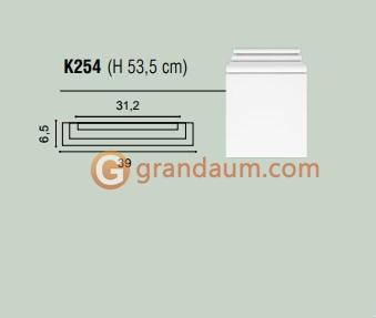 Пилястра Orac Decor K254