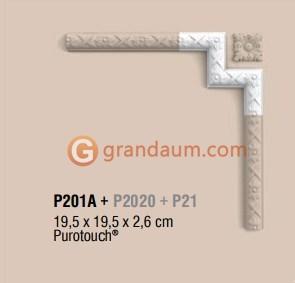 Угловые элементы и вставки Orac Decor P201A