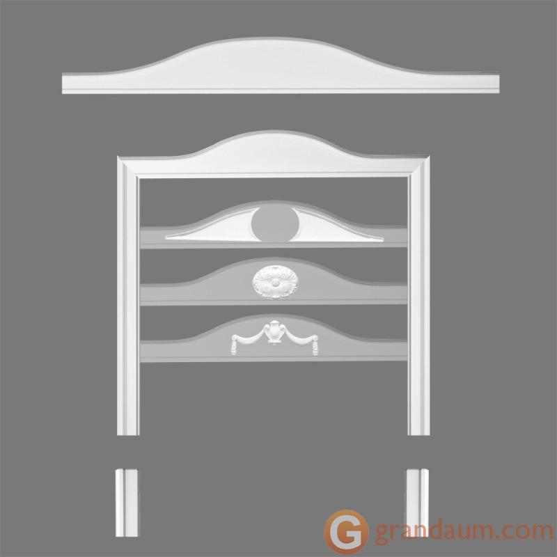 Декоративное обрамление, для дверных проемов Orac Decor D102