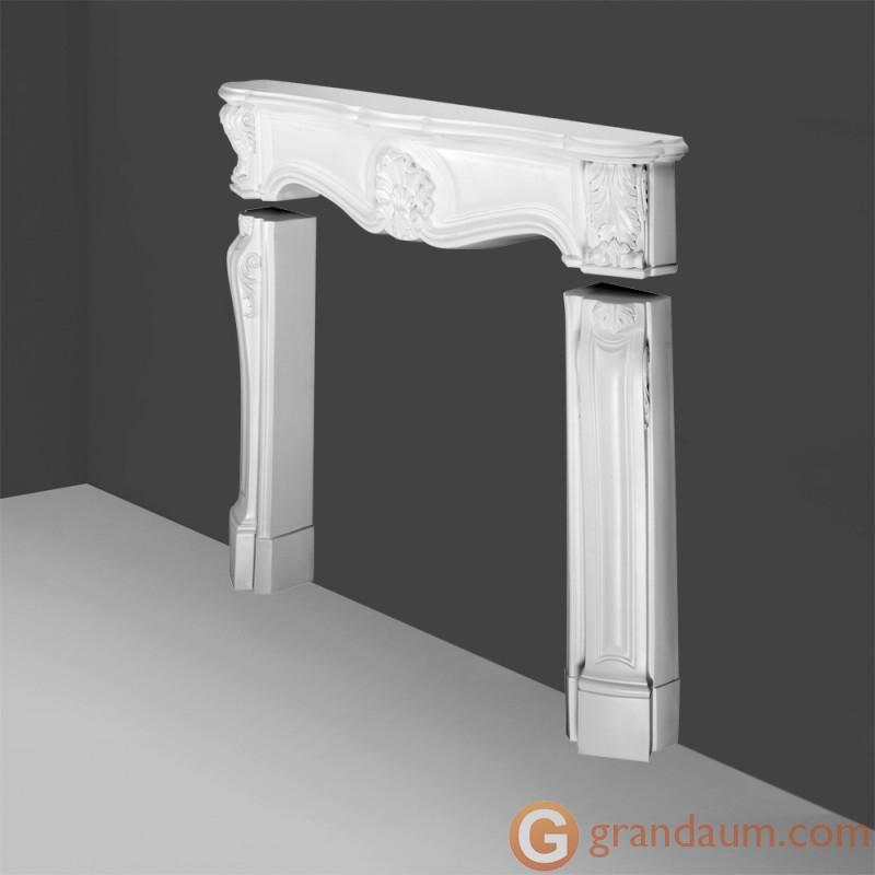 Портал для каминов Orac Decor H100C