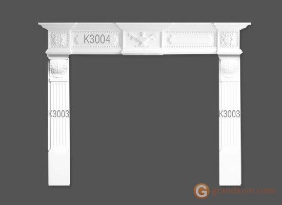 Портал для каминов Солид K3004